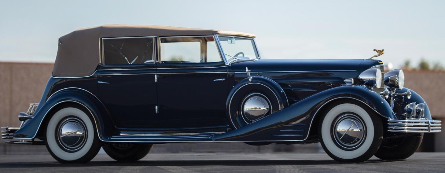 Leasing a Cadillac