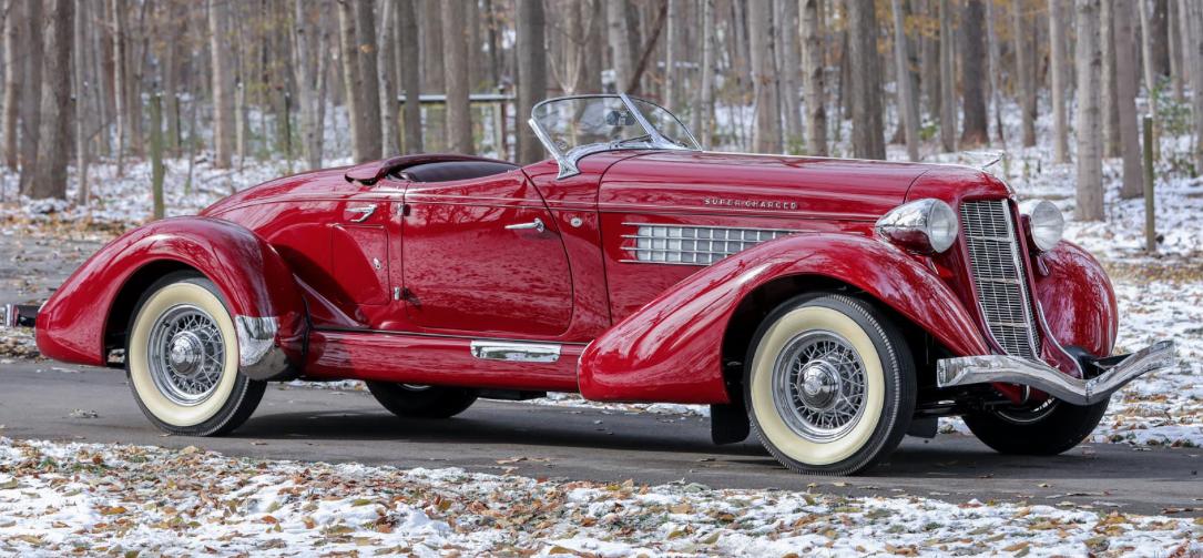 Financing a vintage car