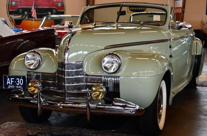 Finance a classic car