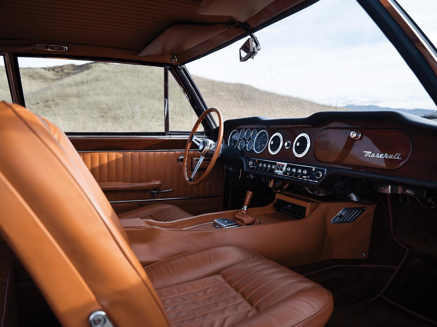 Financing a Maserati