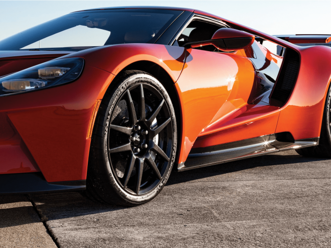 Lease a Ford GT