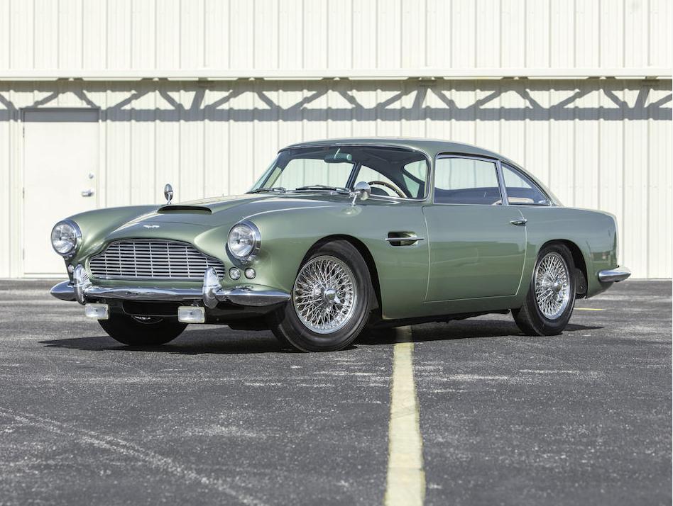 Lease an Aston