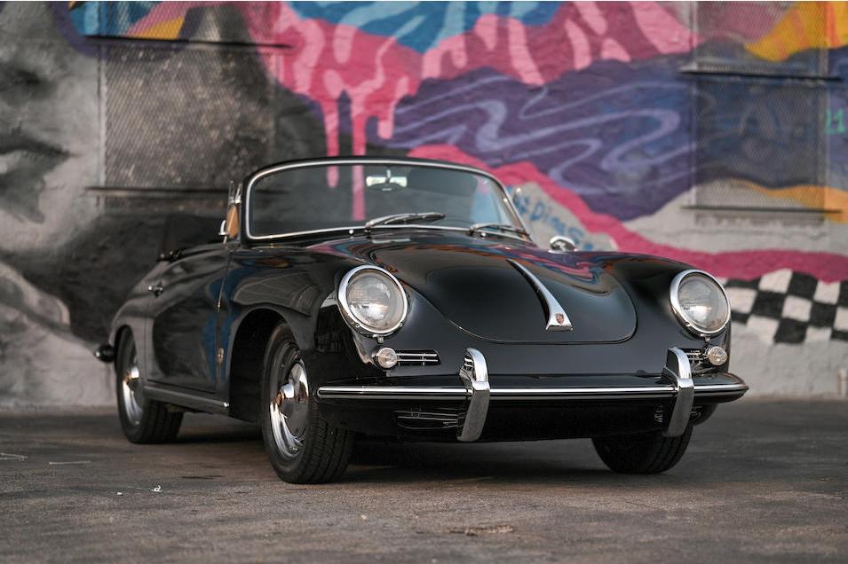 Lease a Porsche