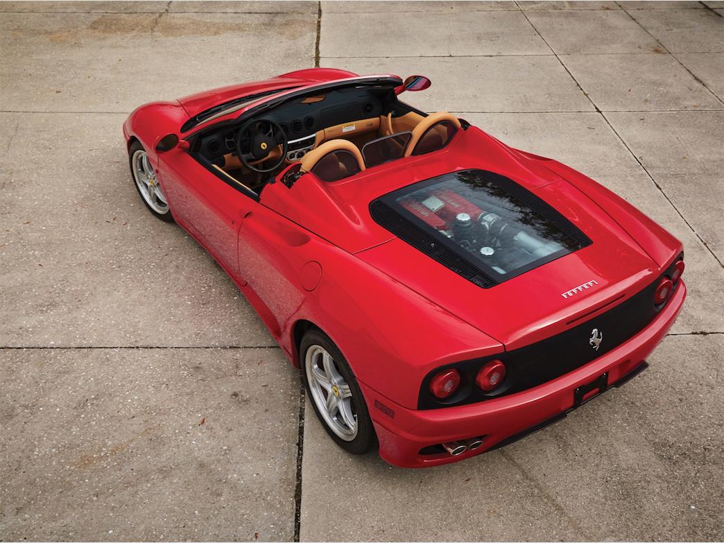 Finance a Ferrari