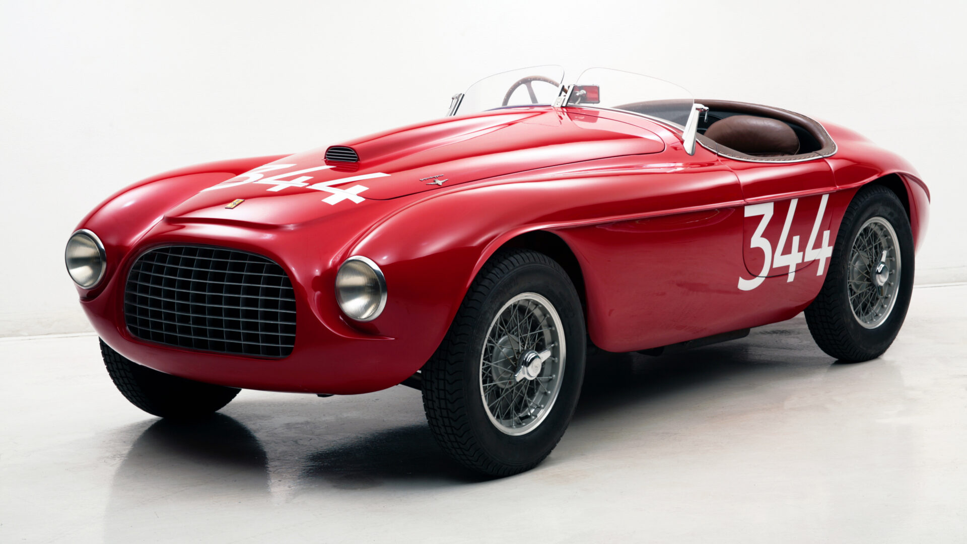 1949 Ferrari 16mm Touring Barchetta