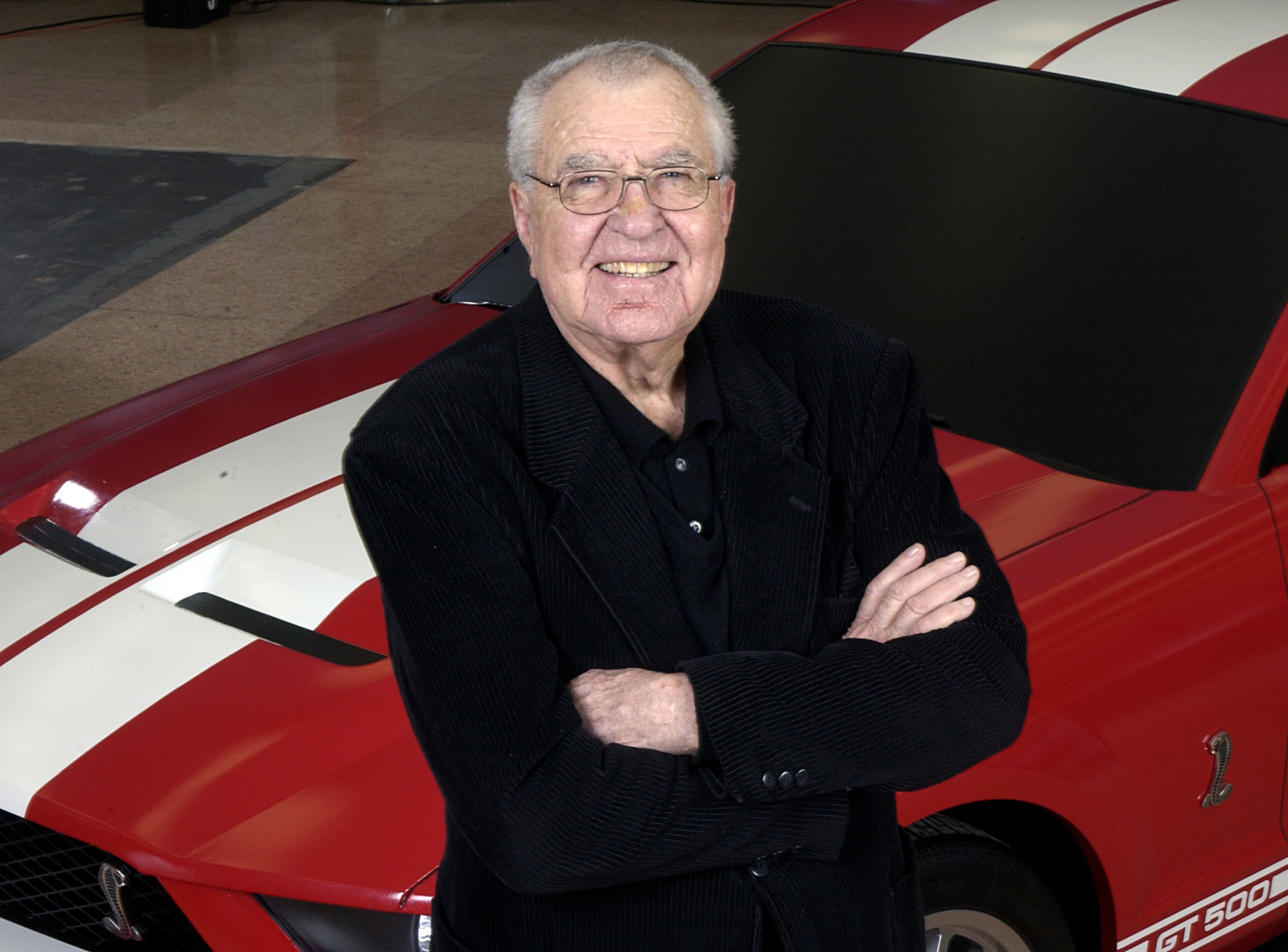 Carroll Shelby Ford