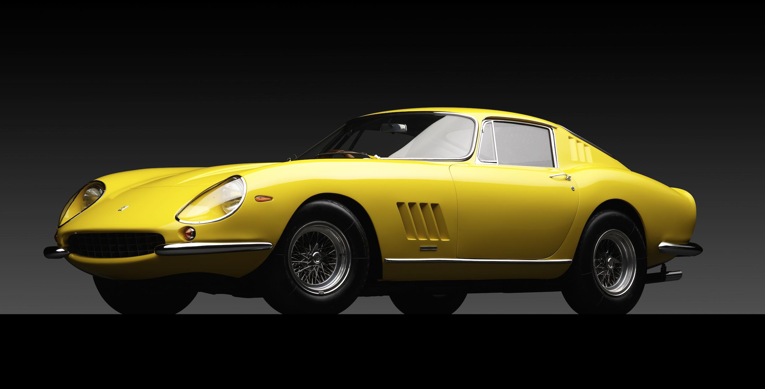 1968 Ferrari 275 Gtb4 Furman
