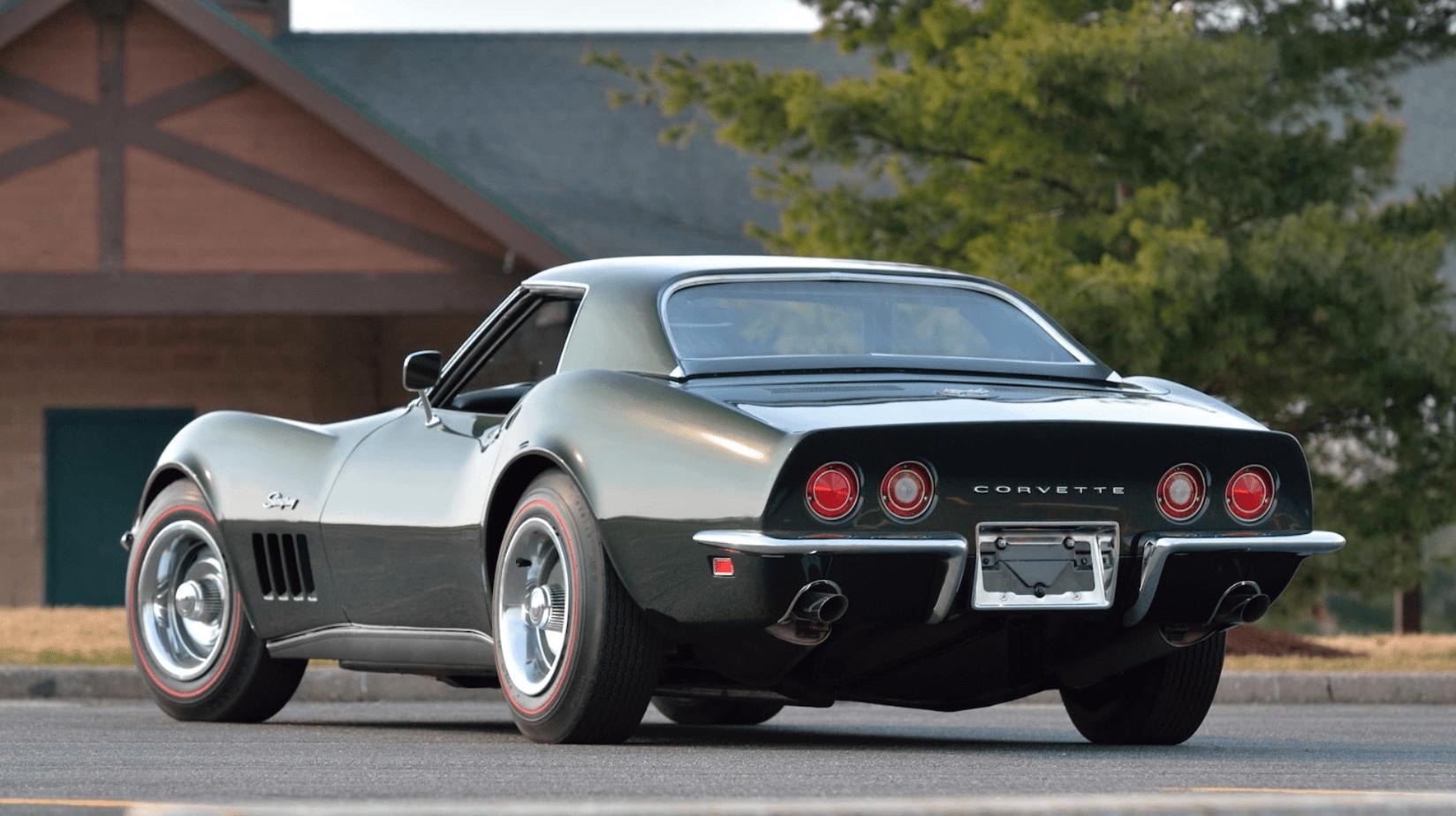 Finance a Corvette