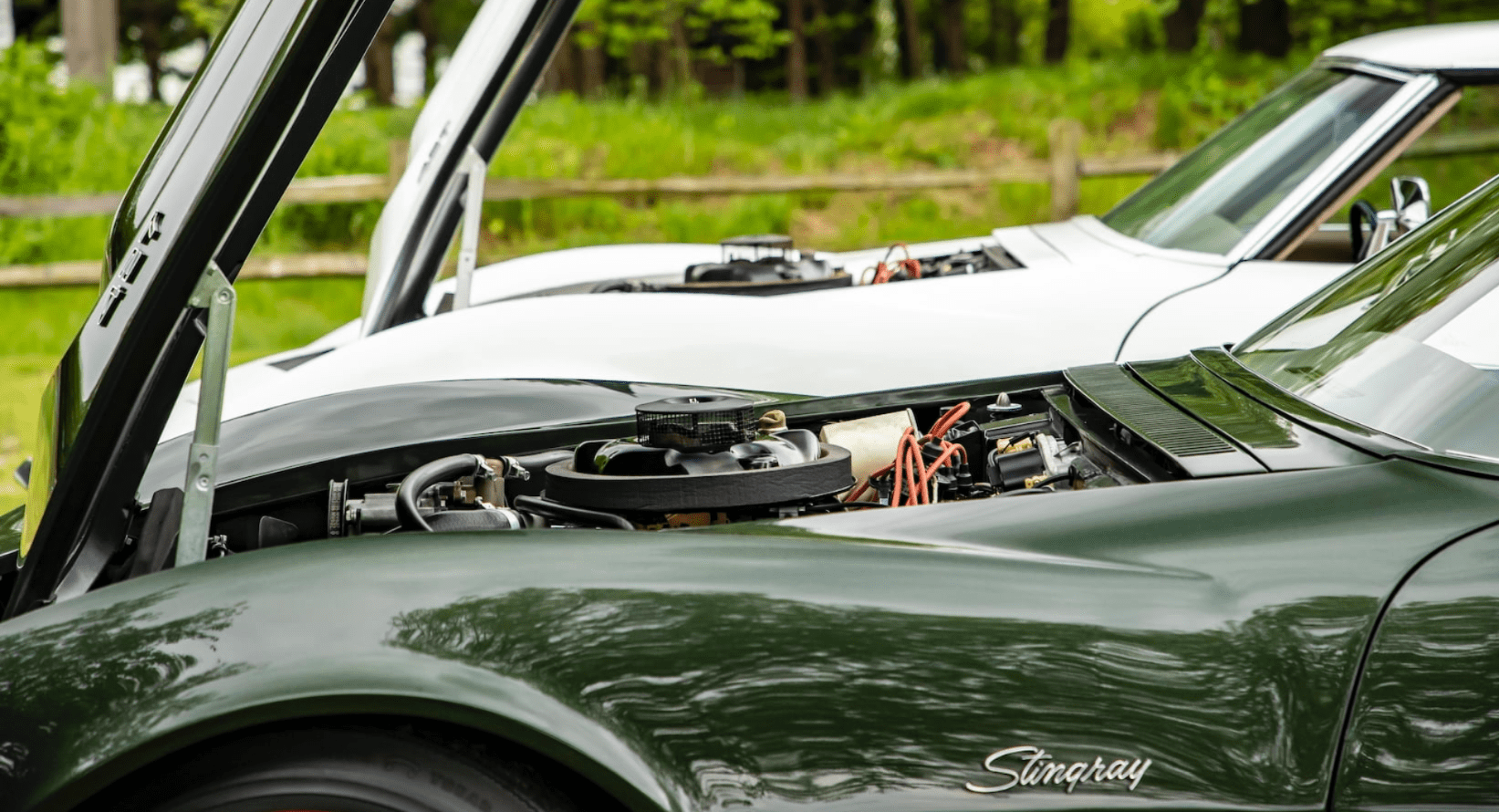 Lease a Corvette