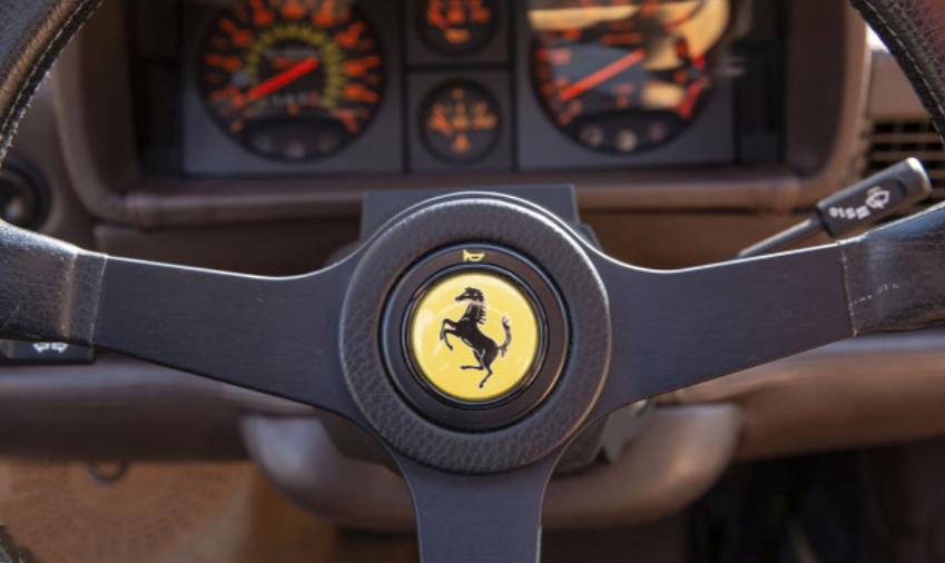 Leasing a Ferrari
