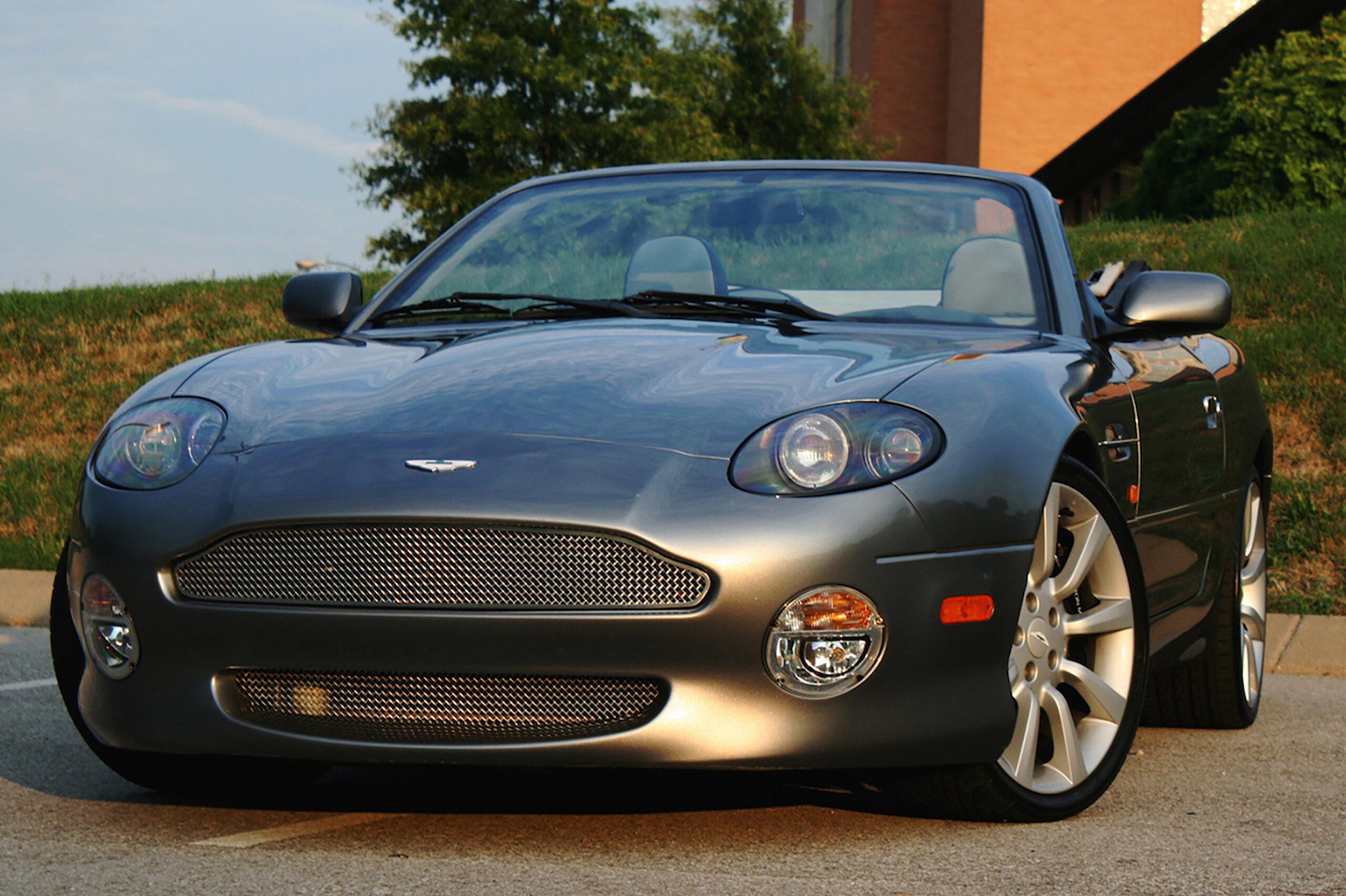 2002 Aston Martin Db7 Zombdrive