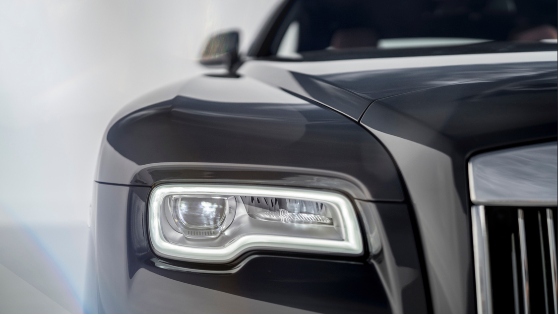 2020 Rolls Royce Wraith Black