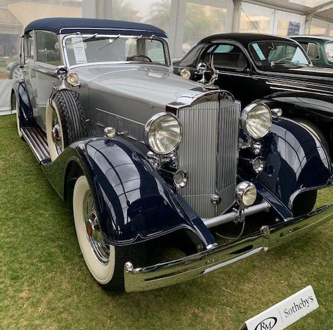 Lease a vintage car
