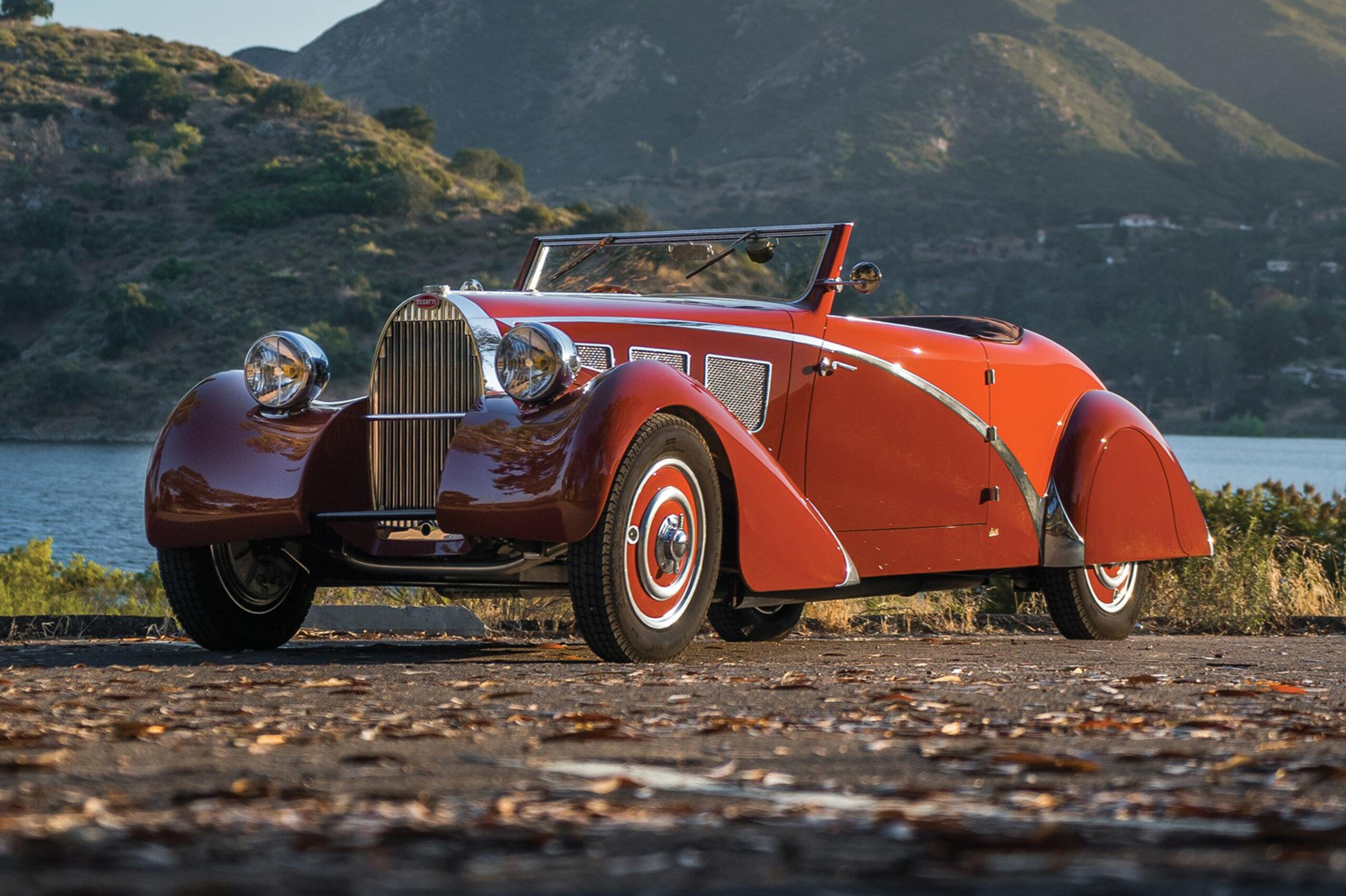 R 1937 Bugatti Type 57 Cabriolet