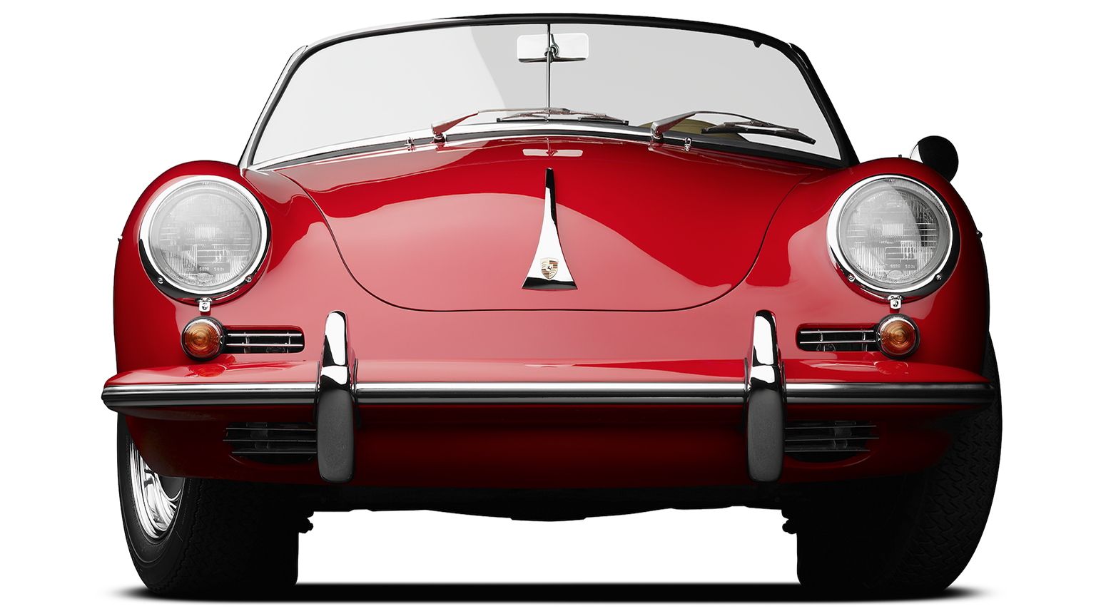 1962 Porsche 356 Twin Grille Furman Original Copy 2