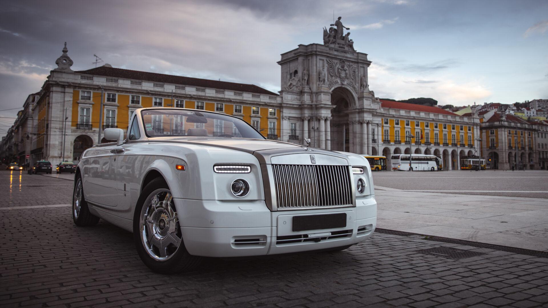 2013 Rolls Royce Phantom Drophead 2bn