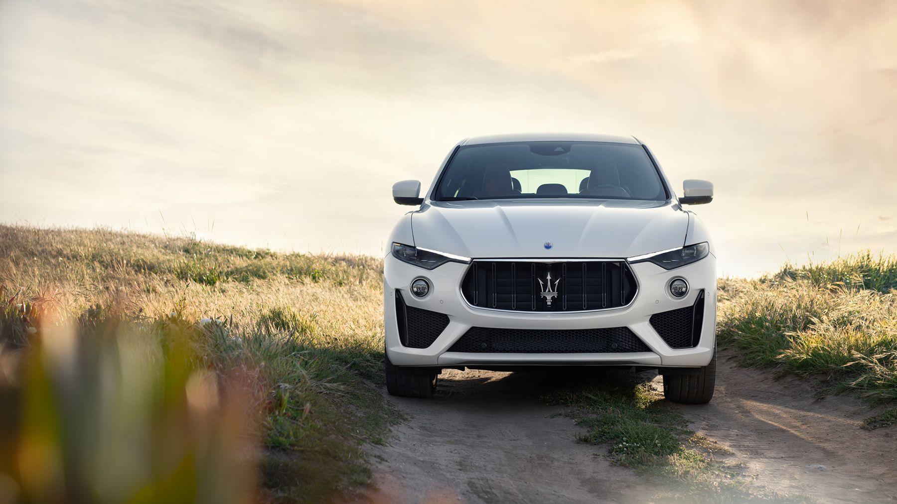 2020 Maserati Levante Gts V8