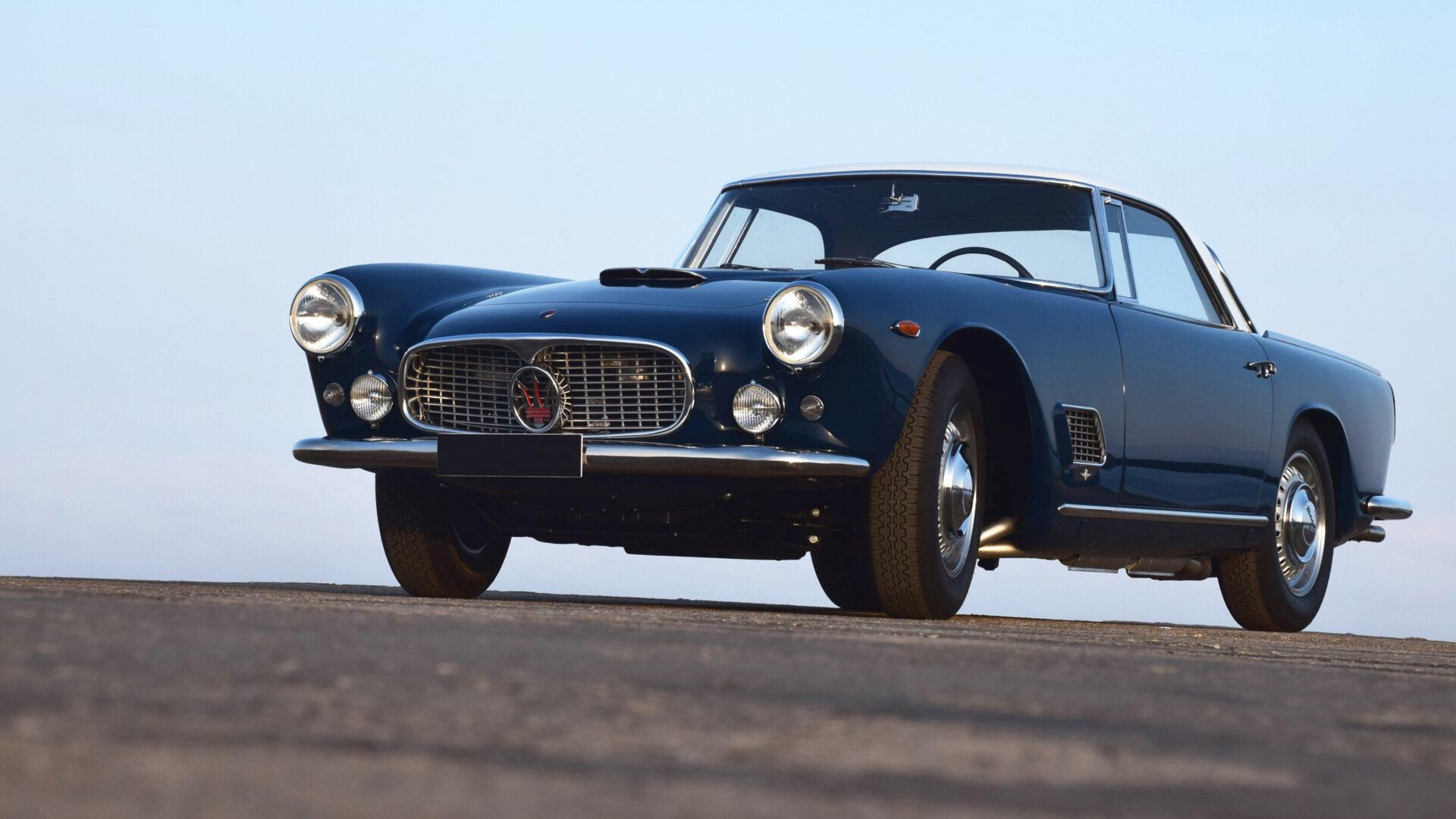 B 1949 Maserati A6 Lower Bn
