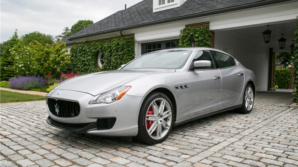 B 2014 Maserati Quattroporte Bj