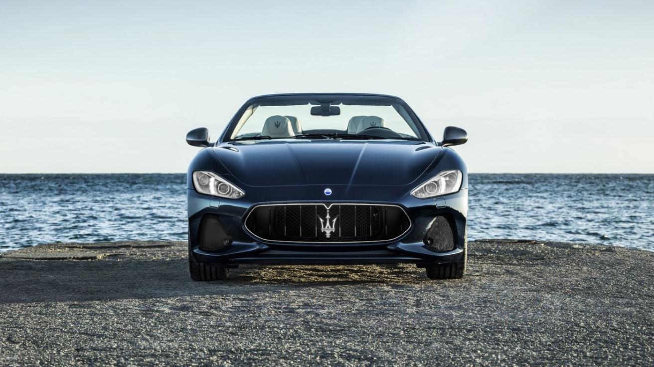 B 2020 Maserati Granturismo Convertible
