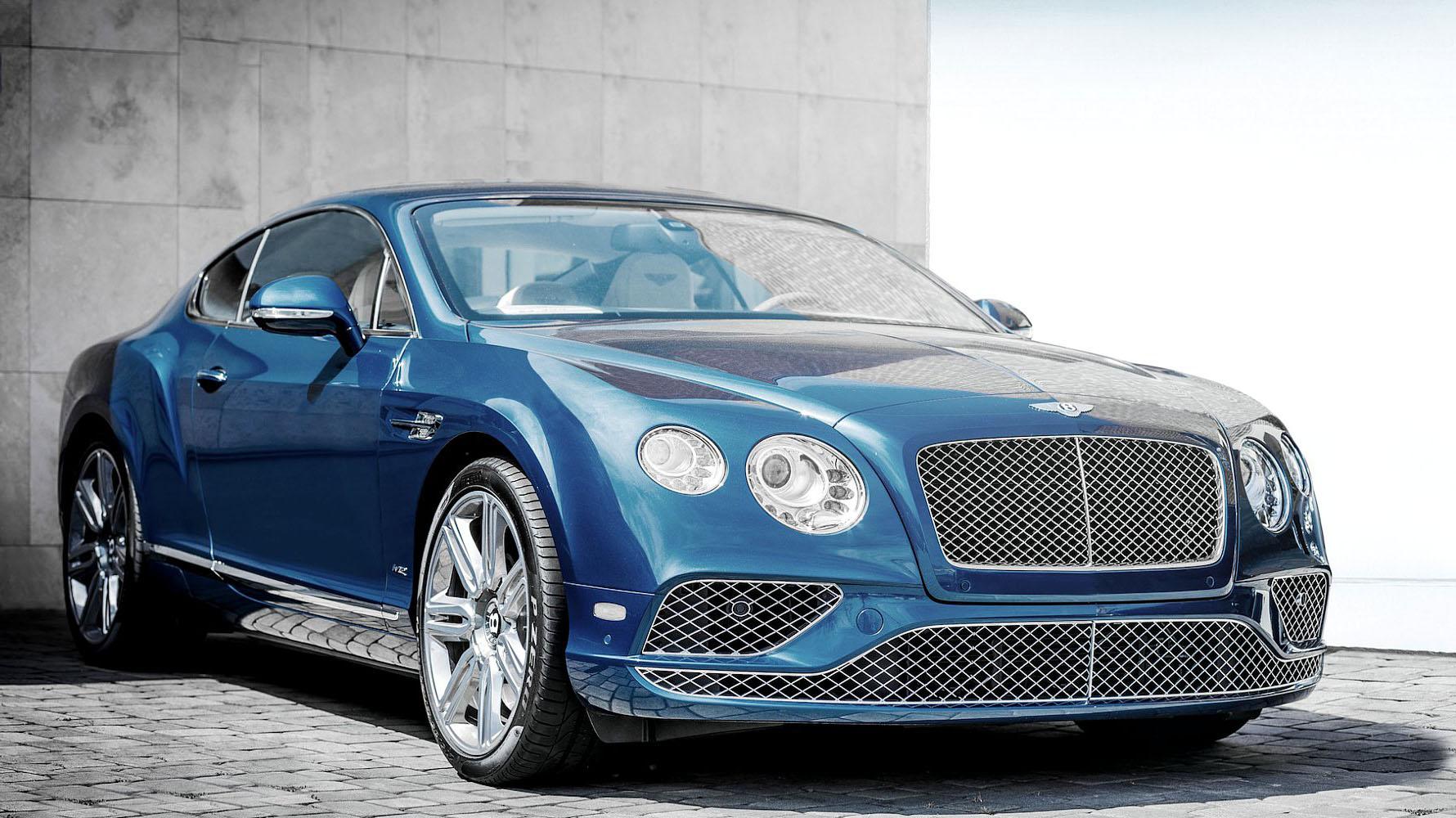 Bentley Blue