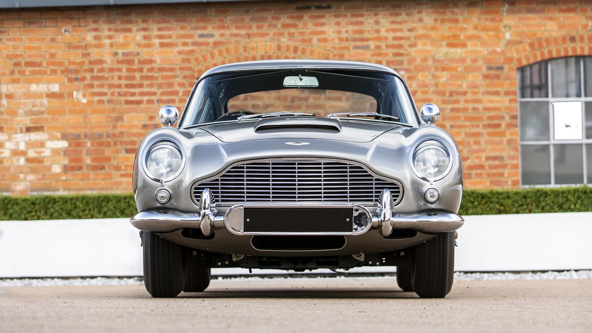 1965 Aston Martin Db5 Bond Copy