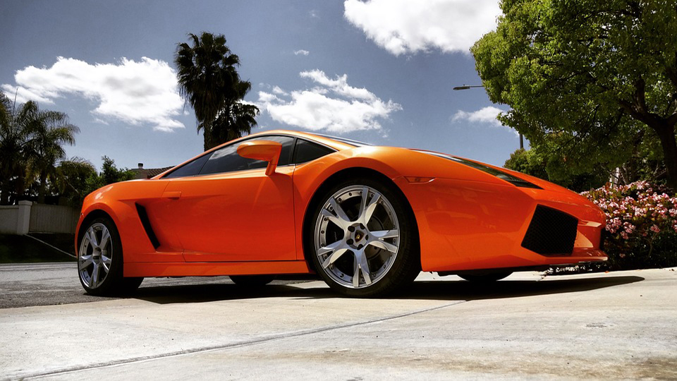 B3 2011 Lamborghini Gallardo