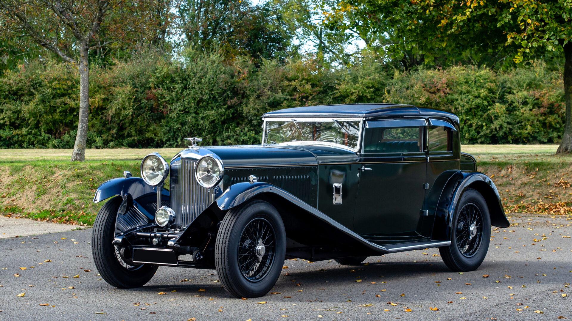 Bentley 3 1
