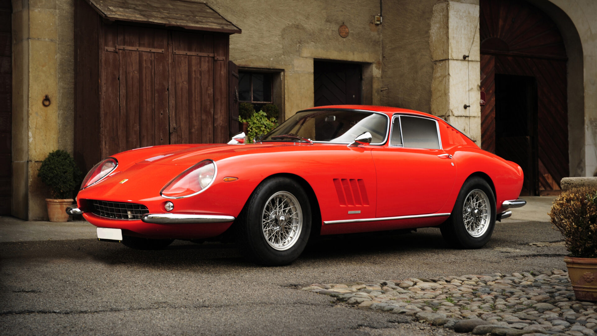 1967 Ferrari 275 Gtb:4 Berlinetta Rms Simon Clay