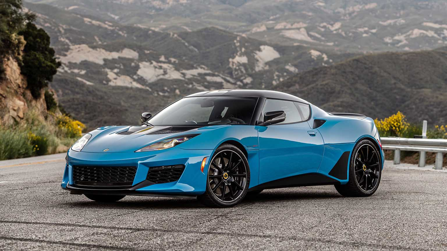 Header 2020 Lotus Evora Gt