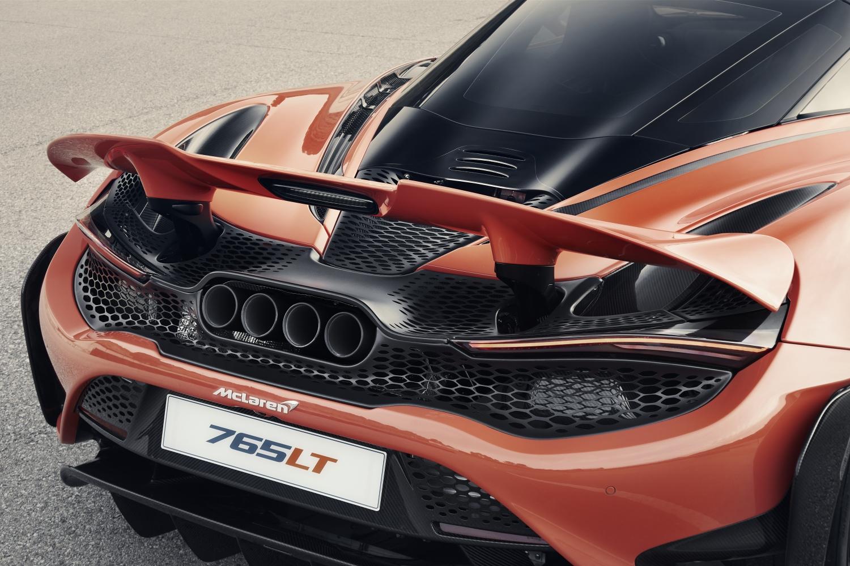 McLaren lease specials