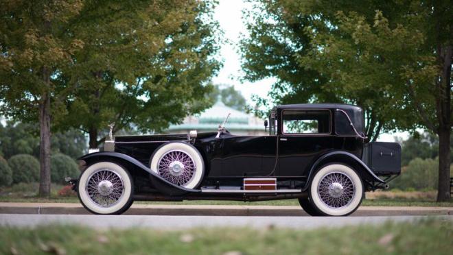 1925 Rolls Royce Silver Ghost Rivieradennis N. 660x440