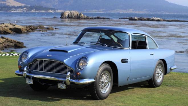 1965 Aston Martin Db5 Sportscardigest 660x418
