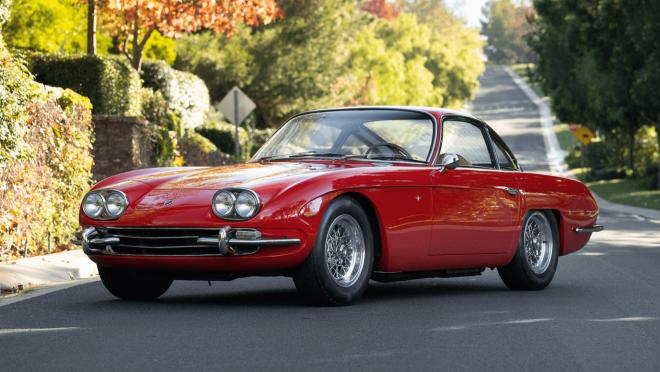 A 1966 Lamborghini 400 Gt 'interim' Rm Sotheby's