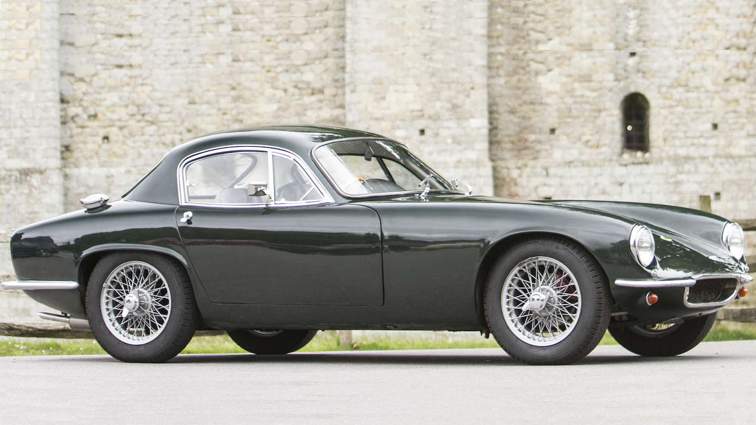 A 2 1962 Lotus Elite Coupe (bonhams) Copy1