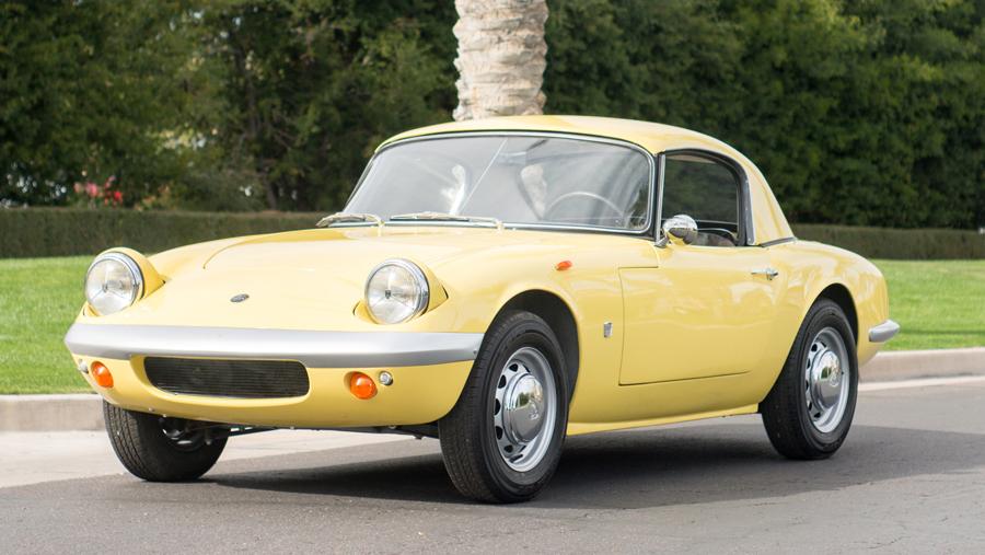 A 3 1965 Lotus Elan S2 (scm)