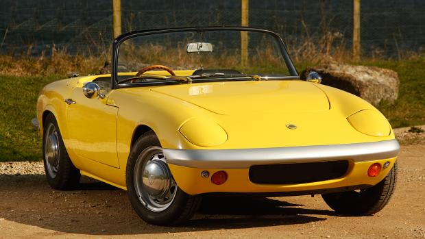 A 5 1965 Lotus Elan S2 (scm)