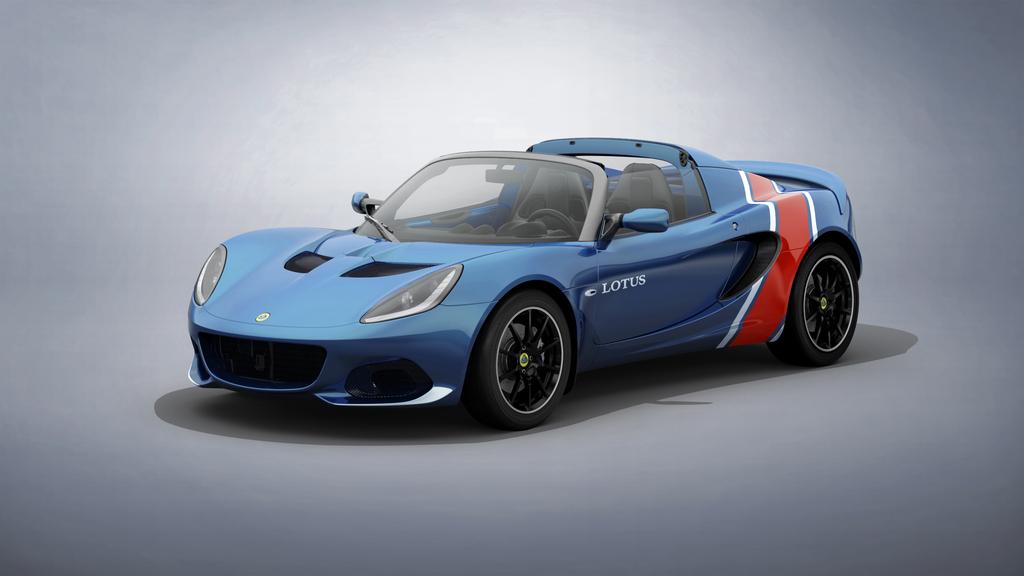 B 2 2020 Lotus Elise (lotus)