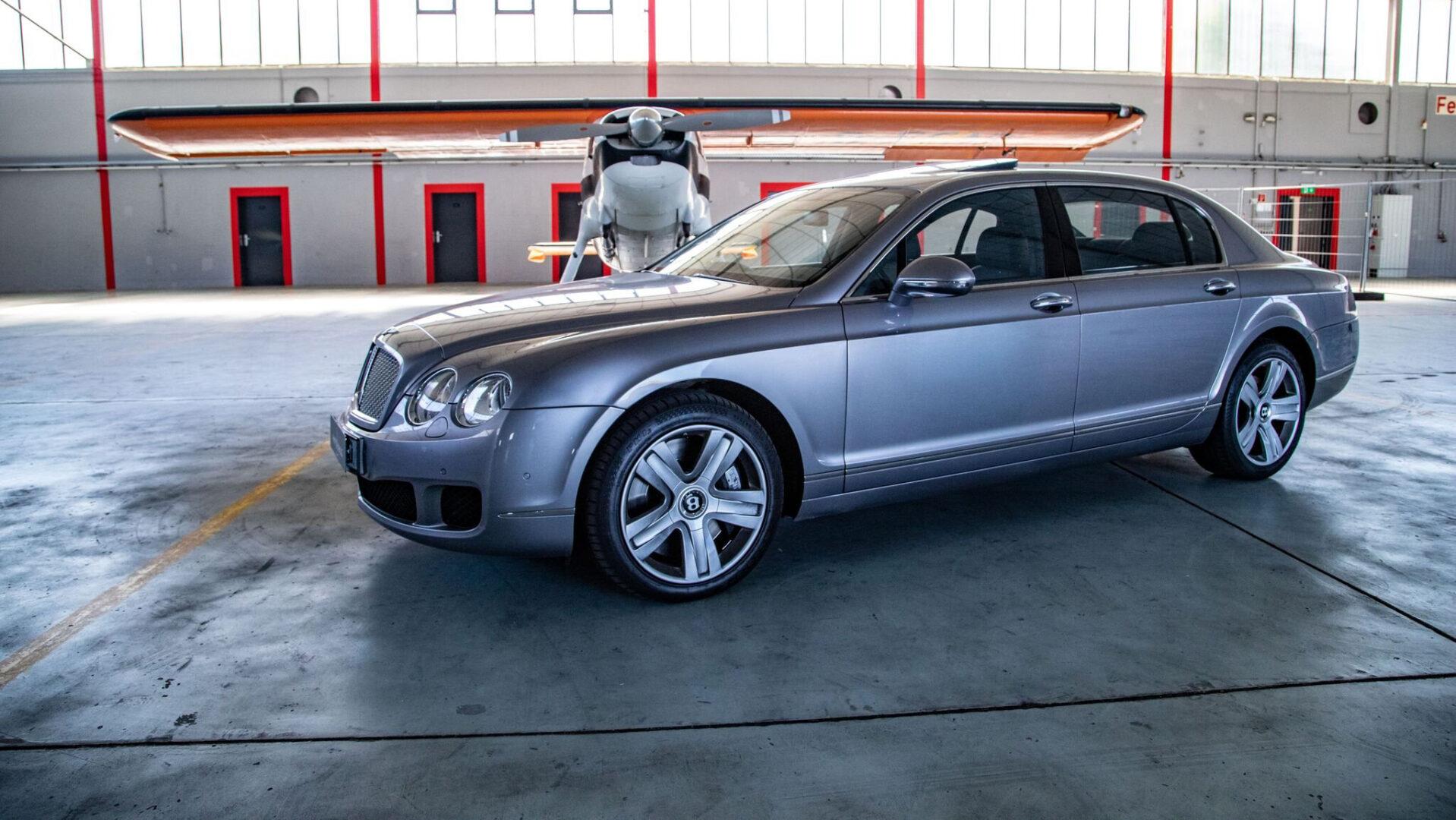 B 2018 Bentley Flying Spur Histmobile Gmbh