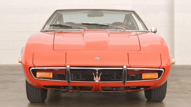 A 1972 Maserati Ghibli Ss Rm Sothebys