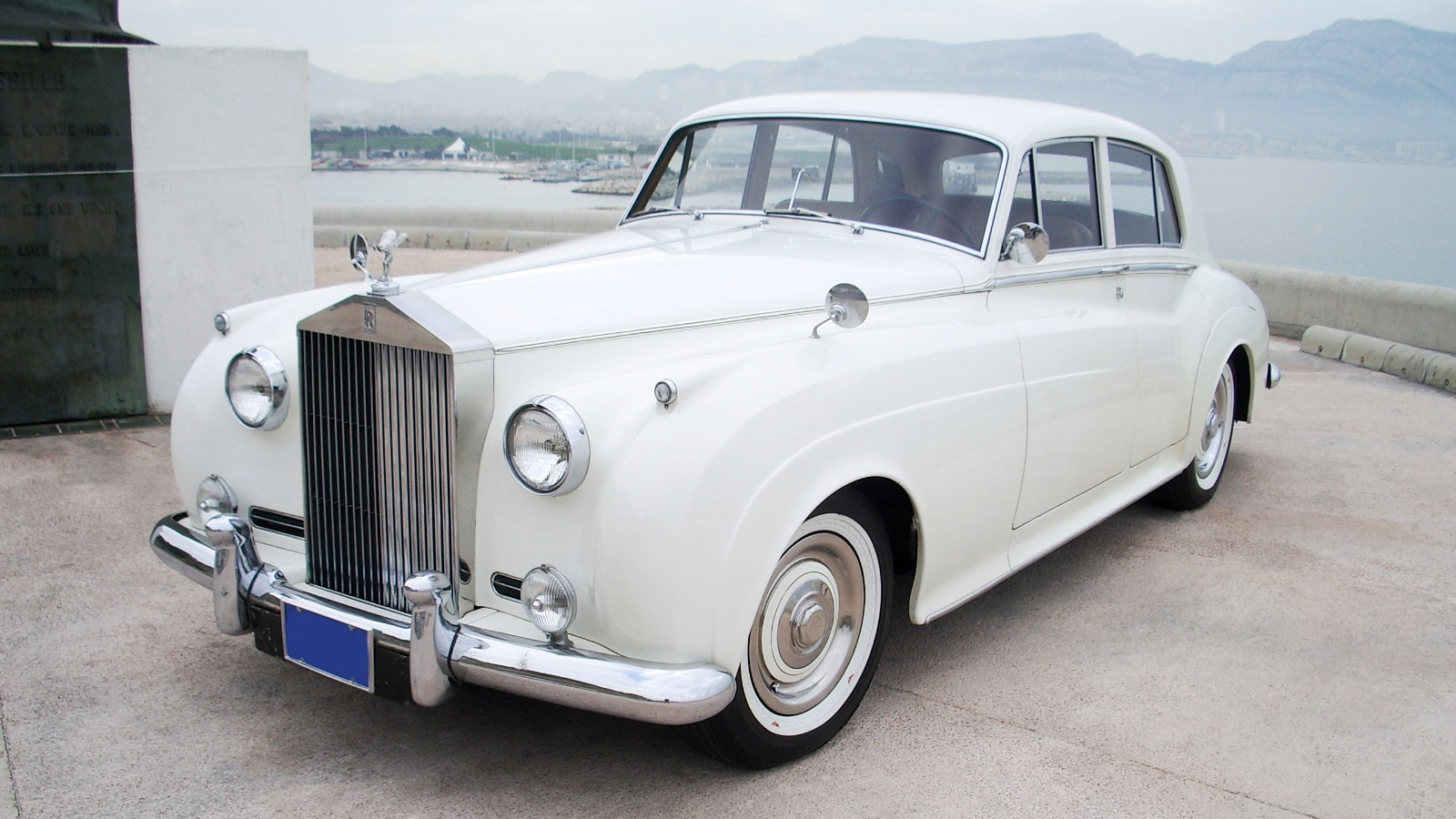Rolls Royce Silver Cloud I 1959 3