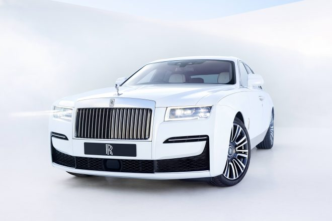 rolls royce lease