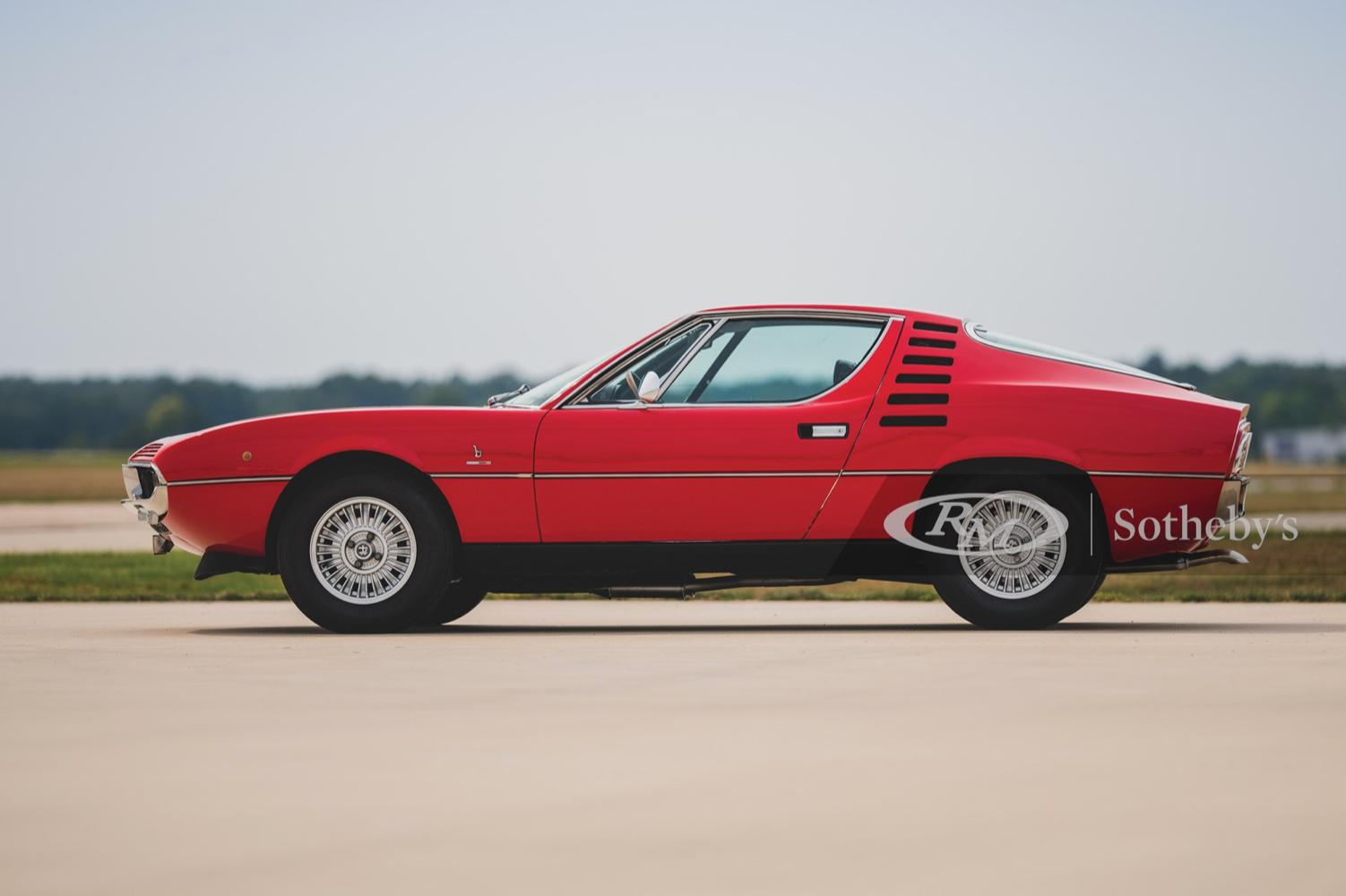 1971 Alfa Romeo Montreal Side 2 Copy