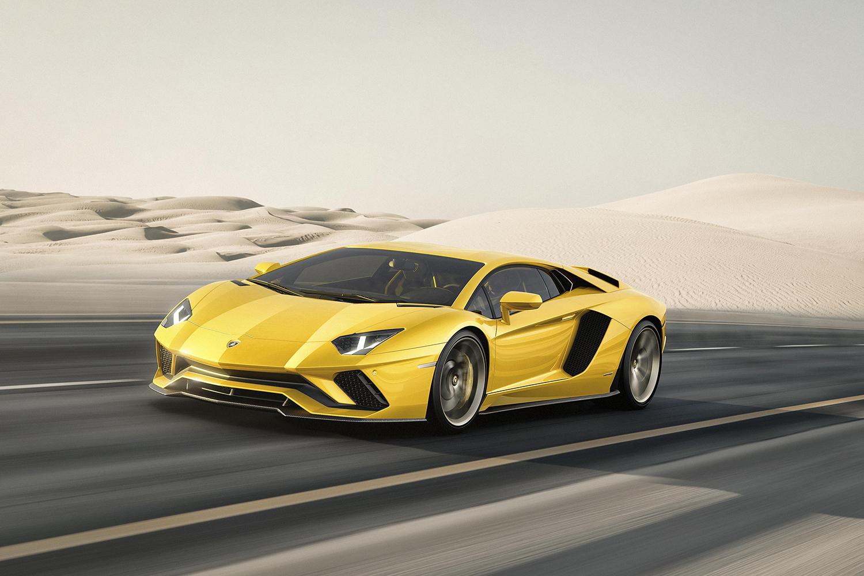 1 Lamborghini Aventador Small1