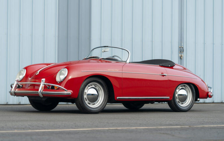 1957 Porsche 356 A Speedster 2 Nhlfit