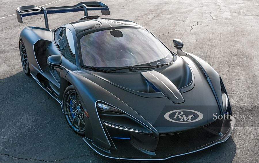 McLaren lease