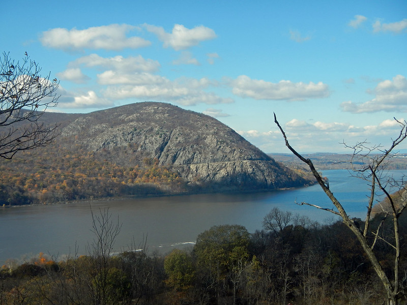My Favorite Drive Storm King Highway, View of Hudson River with Storm Mountain, Exotic Car Rally