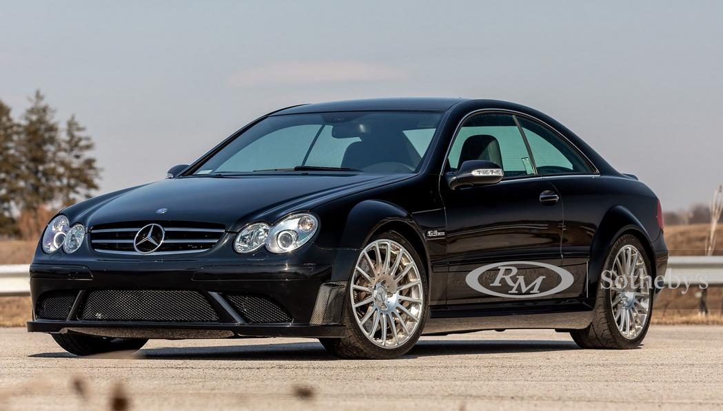2008 Mercedes-Benz CLK63 Black Series, #pfs_leasing