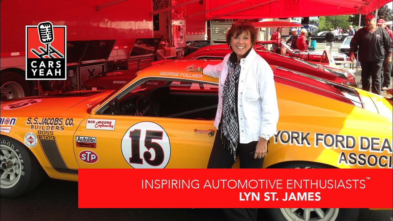 Lyn St. James on Cars Yeah, Find out How To Lease a Sportscar with Premier