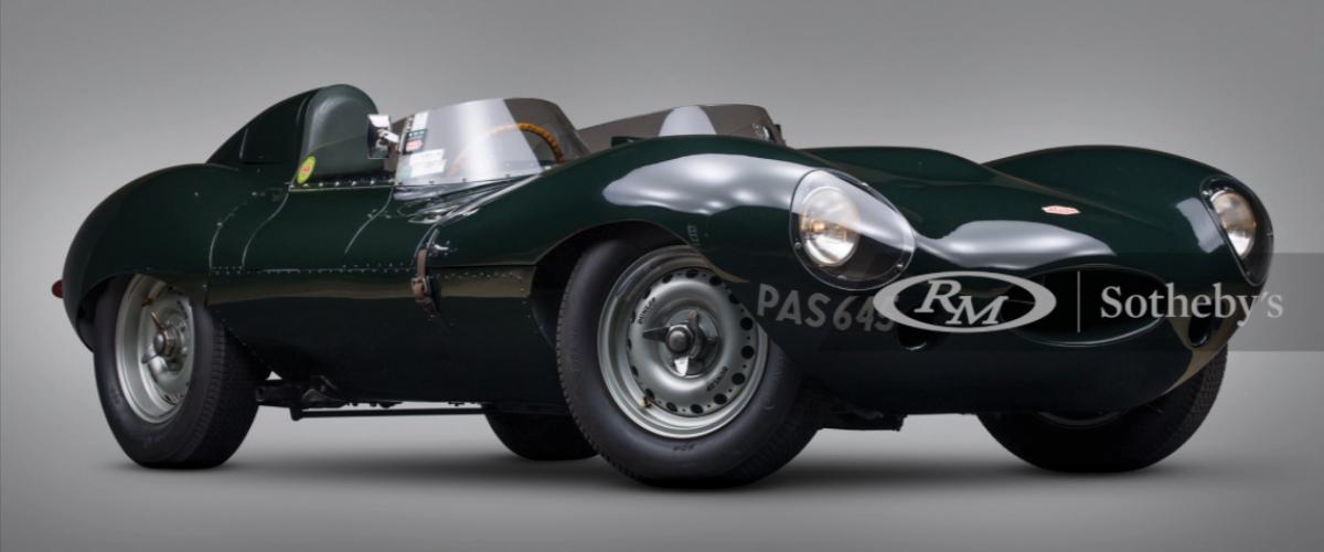 Lot 110 Mmy 1955 Jaguar D Type Sports Racer